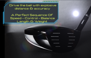 The New perfect club golf HD2 driver for men