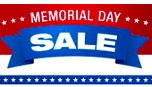 Memorial Day Golf Sale