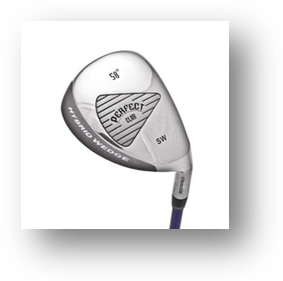 Perfect club hybrid wedge is the best sand and lob wedge in golf