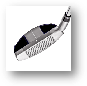Perfect Club golf chipper one of the easiest clubs to chip with in golf