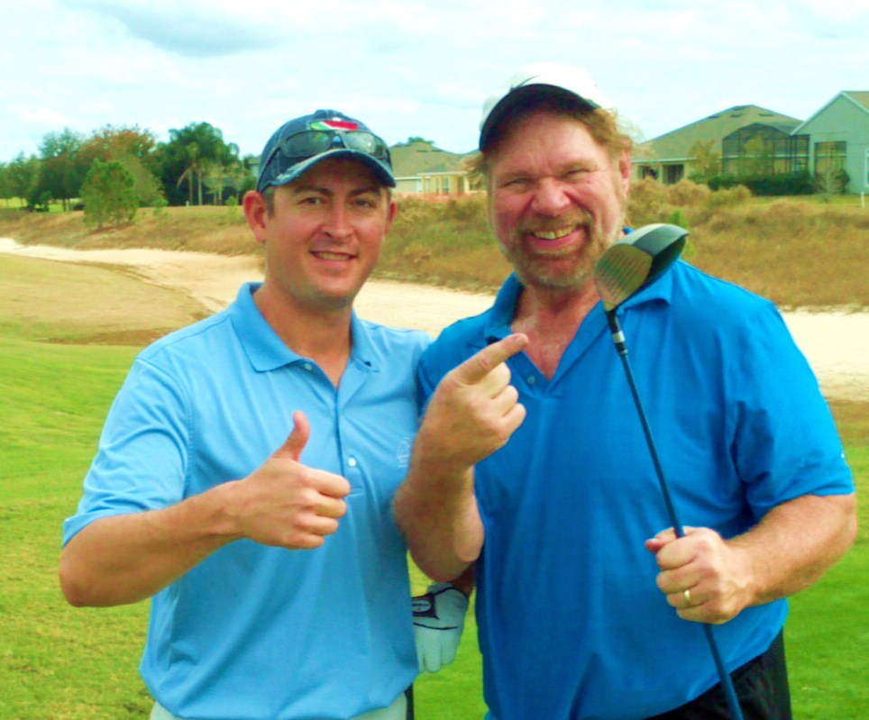 WWE Hall of Fame Wrestler Hacksaw Jim Duggan plays Perfect Clubs