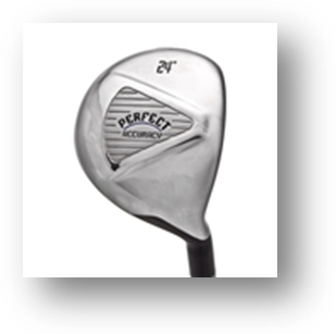 Perfect Accuracy golf club 9 wood