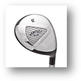 Perfect Club plus 5 wood golf club