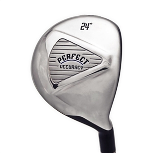 Mens - Perfect Club Golf Collection -  The Perfect Accuracy, Mens Right Hand Graphite Shaft, Includes headcover.